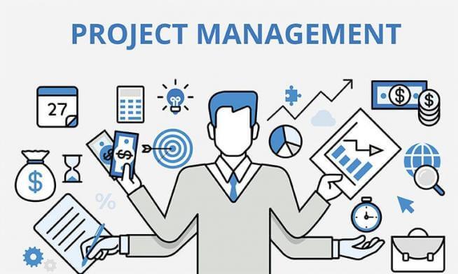 Project Management, Tools & Processes