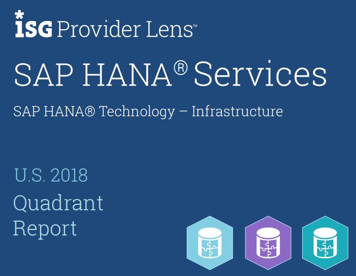 ISG Provider Lens: AWS Quadrant Report