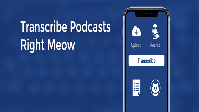 Grow Your Podcast With TranscribeMeow Transcription Software
