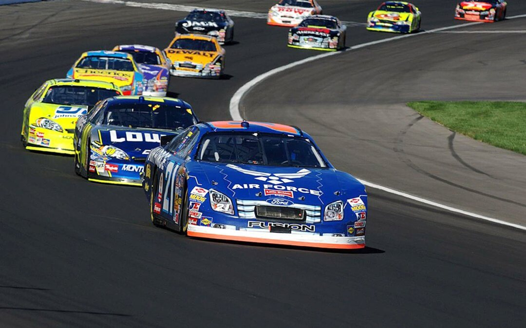 NASCAR Partners With AWS To Migrate Historical Data To The Cloud
